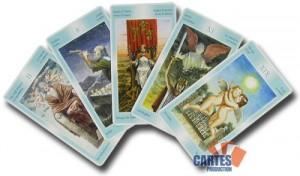 Cartes du tarot des Anges