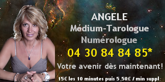 Angele voyante médium